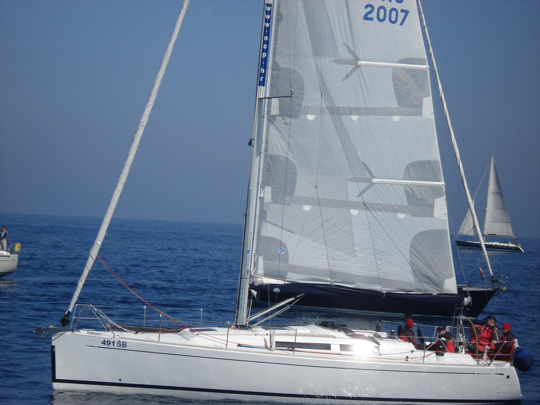 Grand Soleil 37 R (Sportski Vuk)  - 7