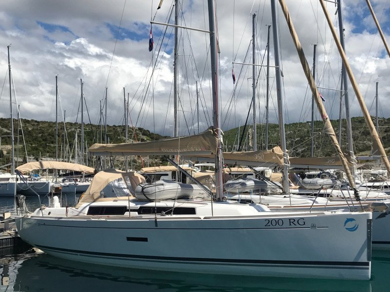Dufour 335 Grand Large (PIPPI new sails 2018)  - 9