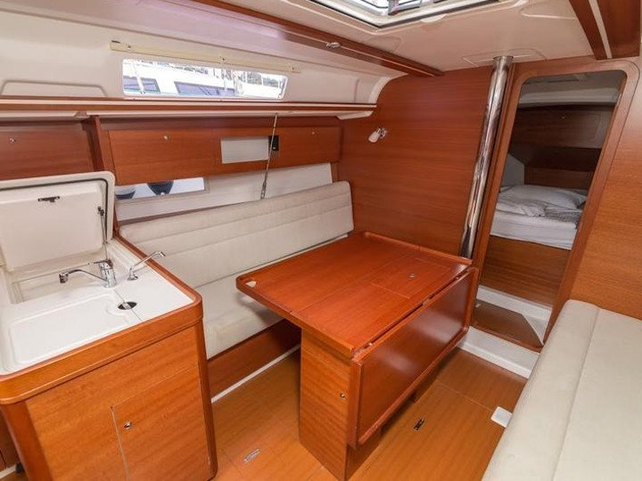 Dufour 335 Grand Large (PIPPI new sails 2018)  - 8