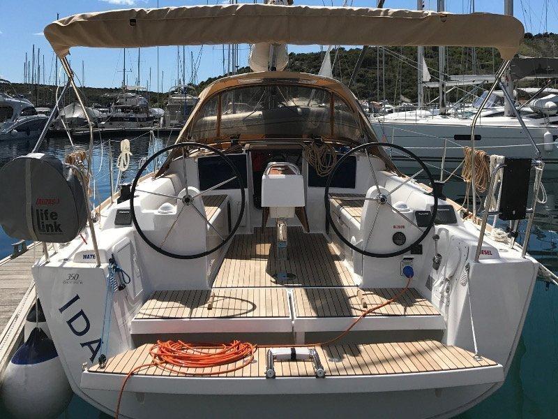 Dufour 350 Grand Large (IDA 2017)  - 4