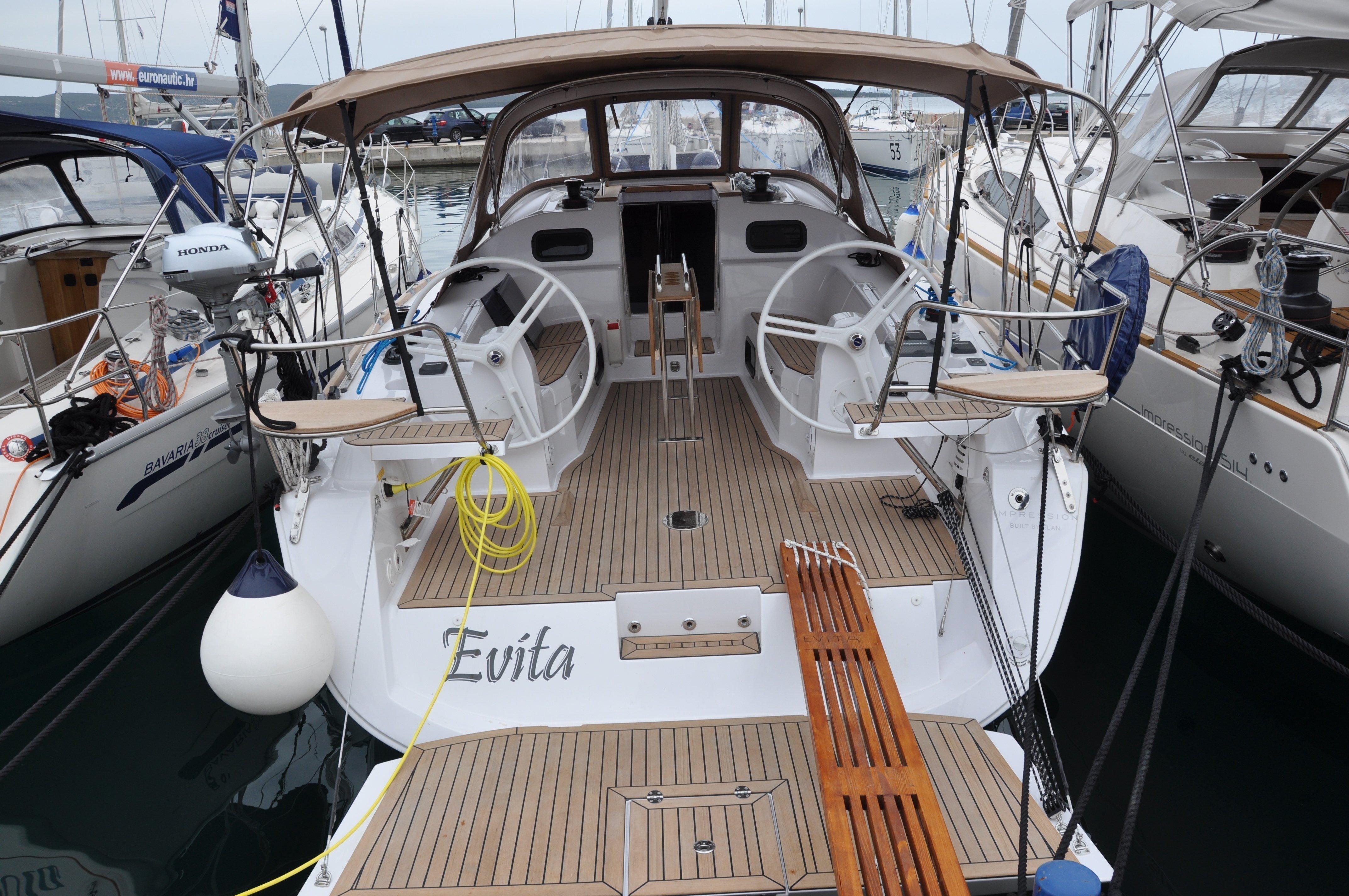 Elan 40 Impression (Evita)  - 4