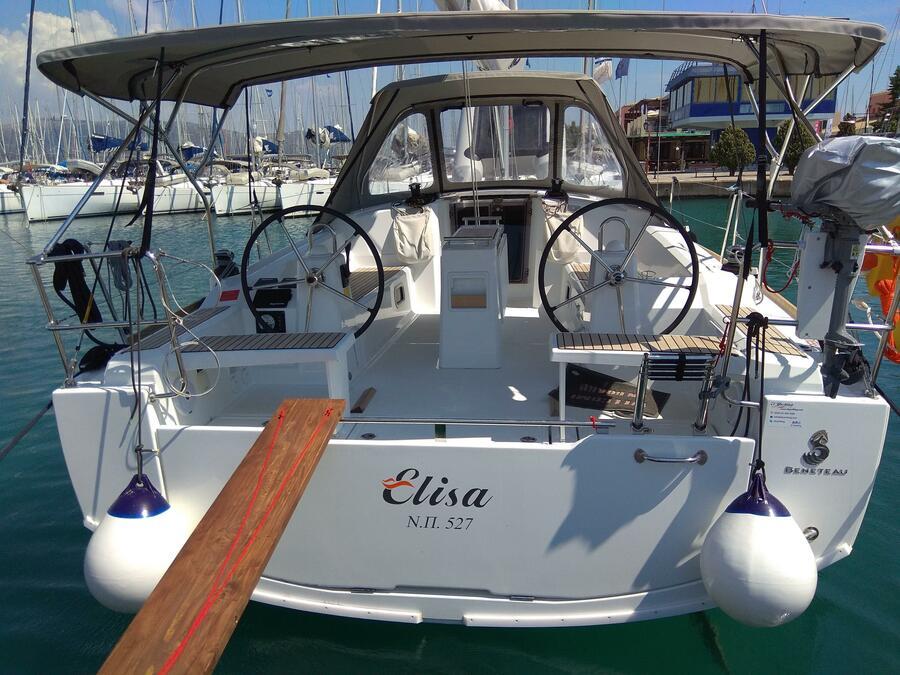 Oceanis 38.1 (Elisa)  - 3