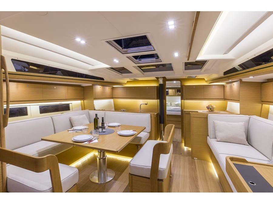 Dufour 520 Grand Large (Euribia) Interior image - 1