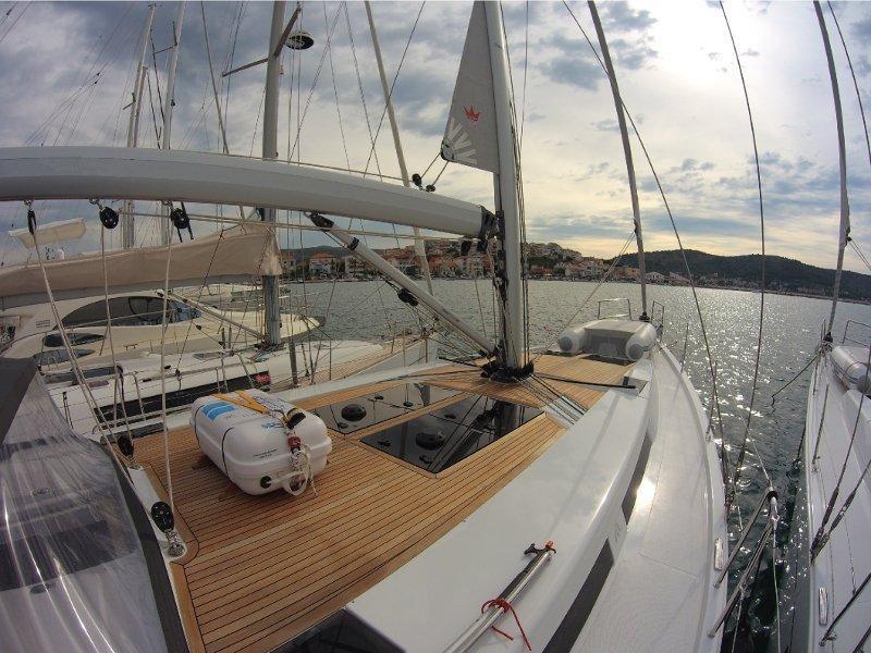 Hanse 455 (Victoria One)  - 12