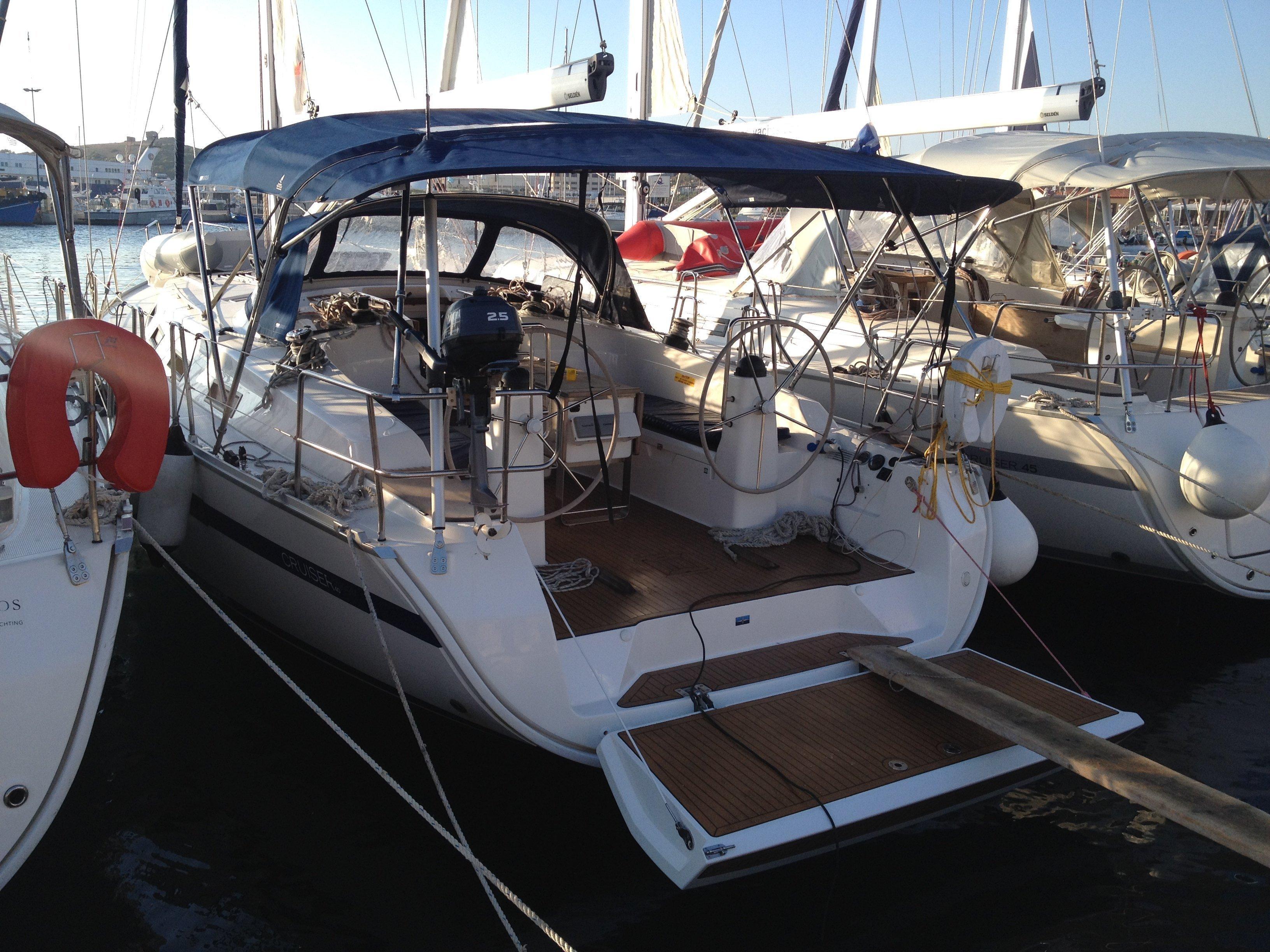 Bavaria 40 Cruiser (Alkinoos)  - 5