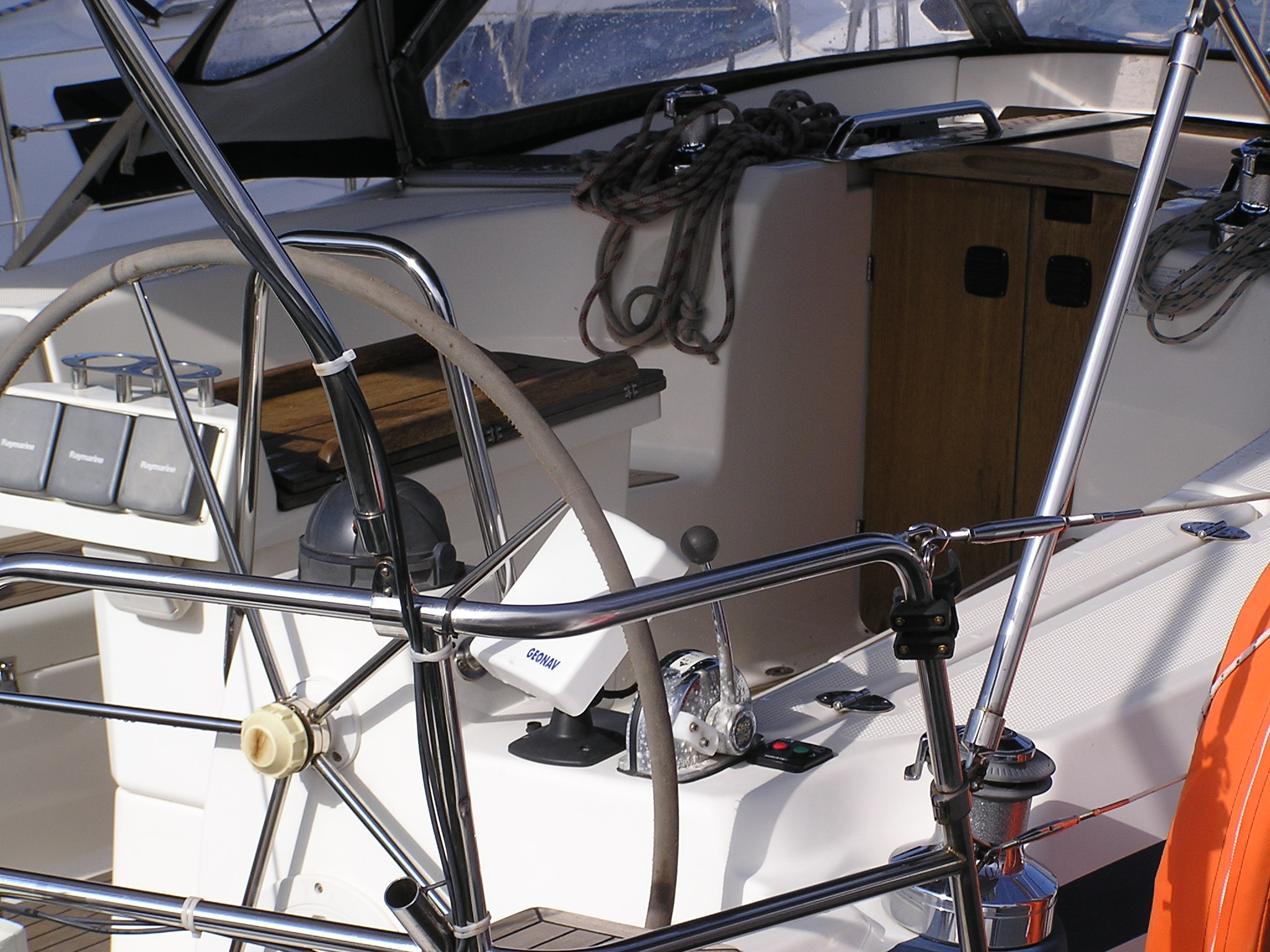 Bavaria 40 Cruiser (Alma Libre)  - 3