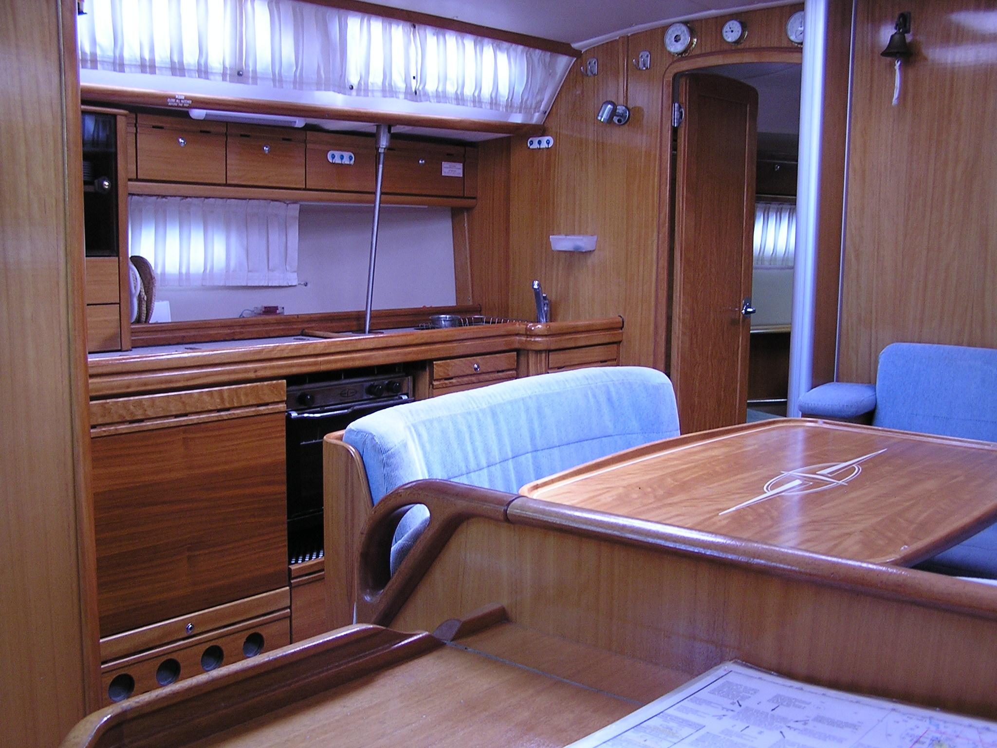 Bavaria 40 Cruiser (Alma Libre)  - 1