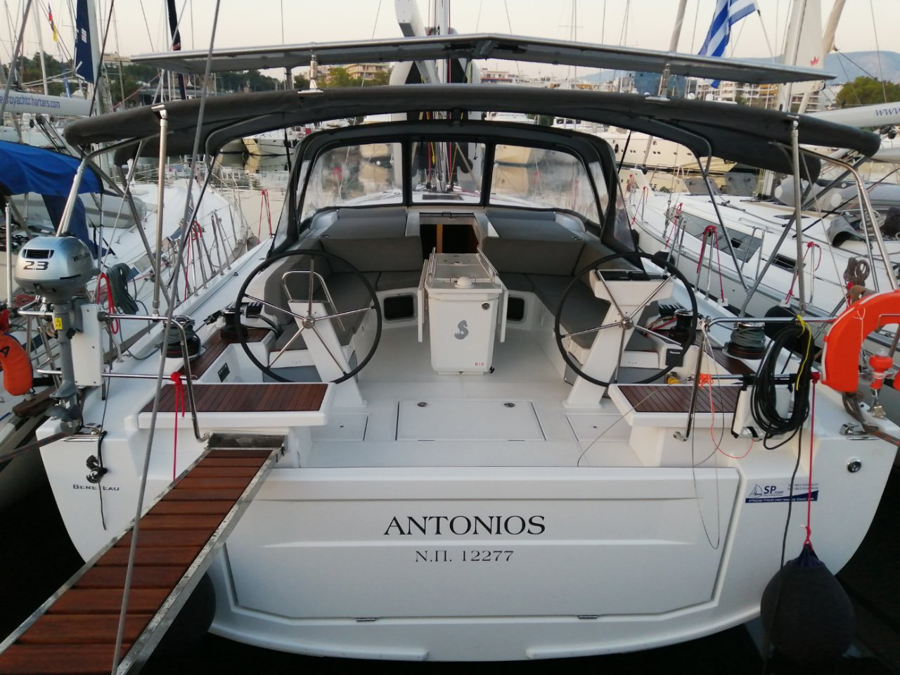 Oceanis 51.1 (ANTONIOS)  - 4