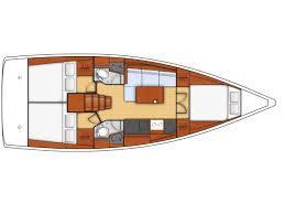 Oceanis 38 (Ánemos) Plan image - 2