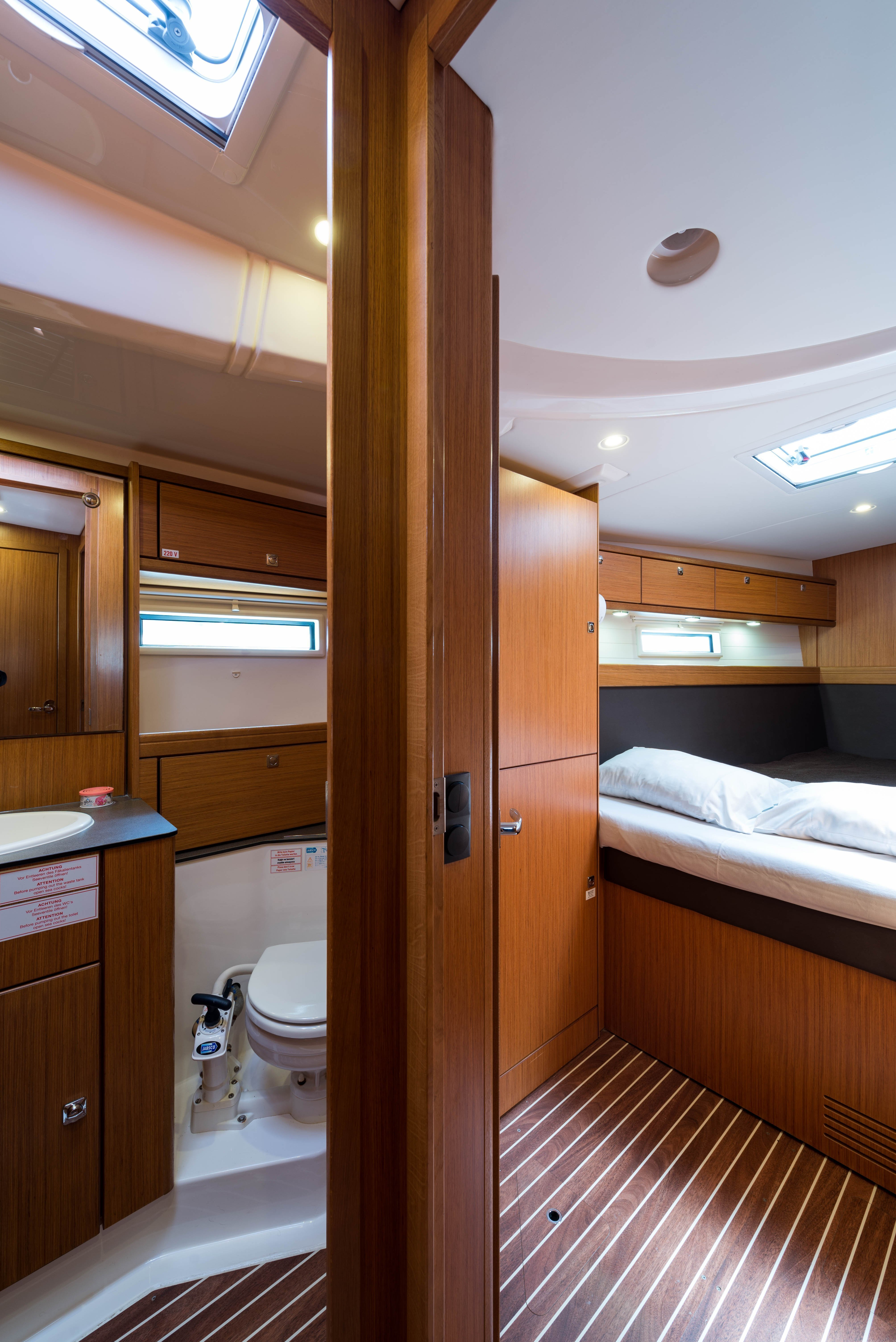 Bavaria Cruiser 56 (Breathless - A/C & Generator)  - 73