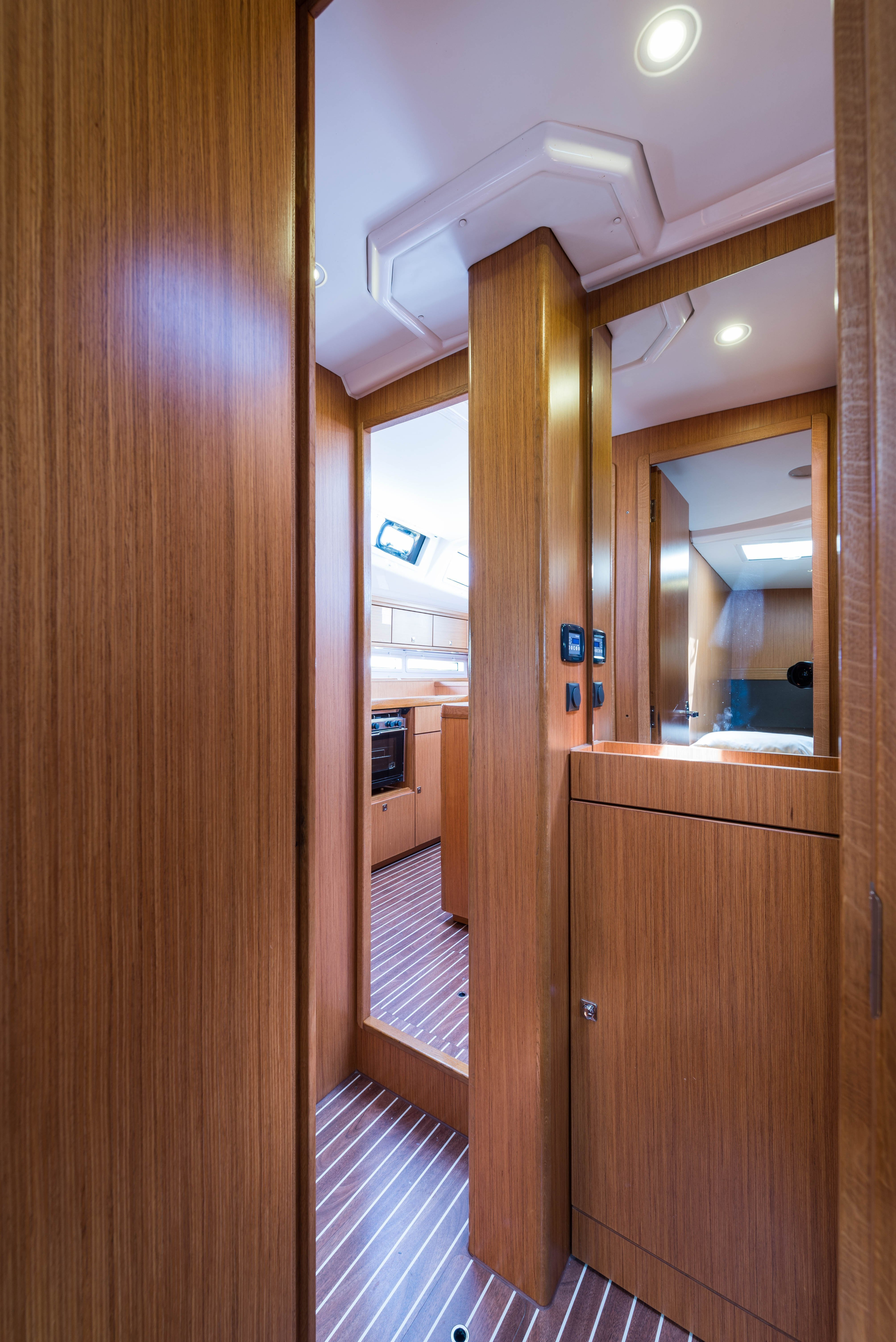 Bavaria Cruiser 56 (Breathless - A/C & Generator)  - 96