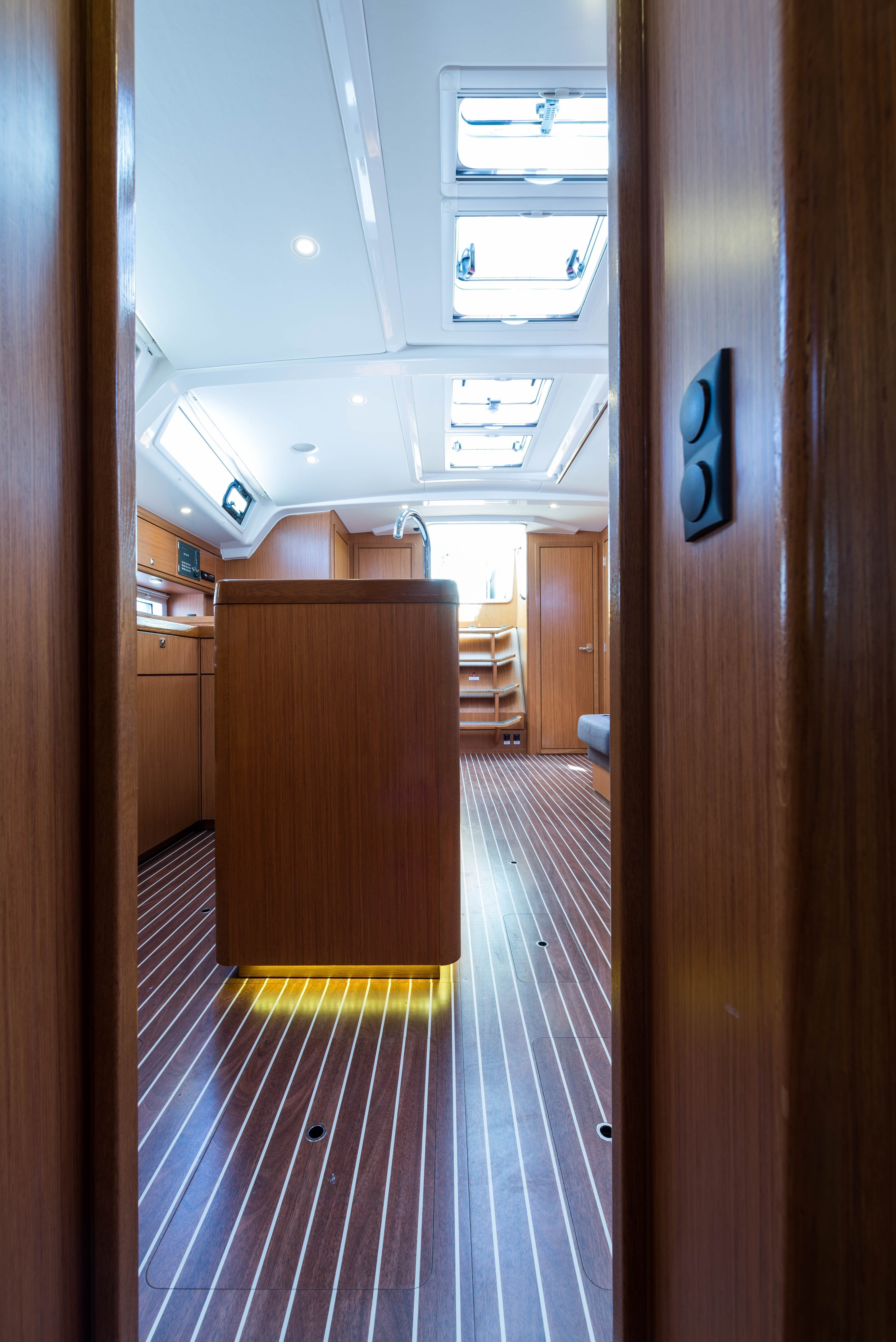 Bavaria Cruiser 56 (Breathless - A/C & Generator)  - 118