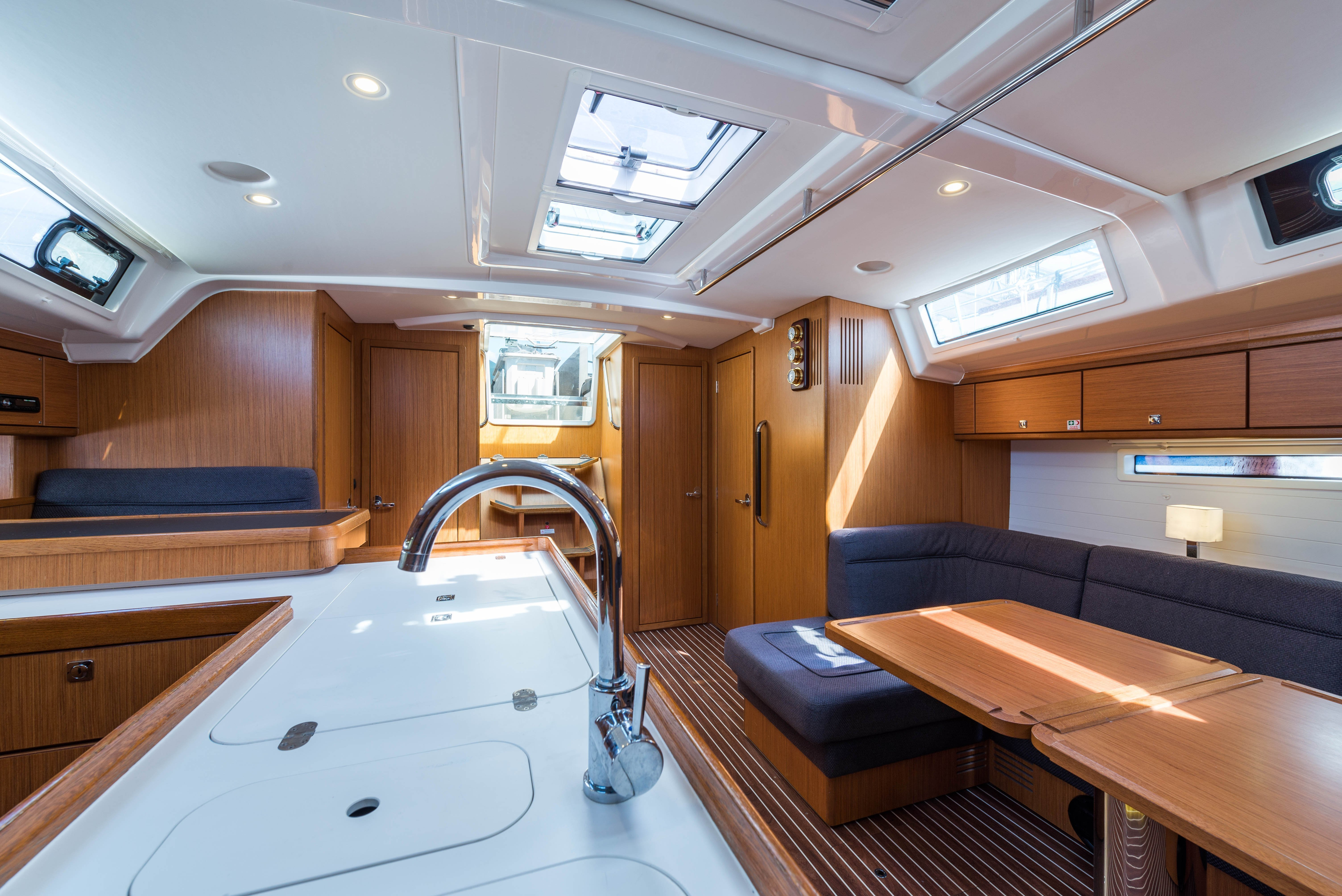Bavaria Cruiser 56 (Breathless - A/C & Generator)  - 5