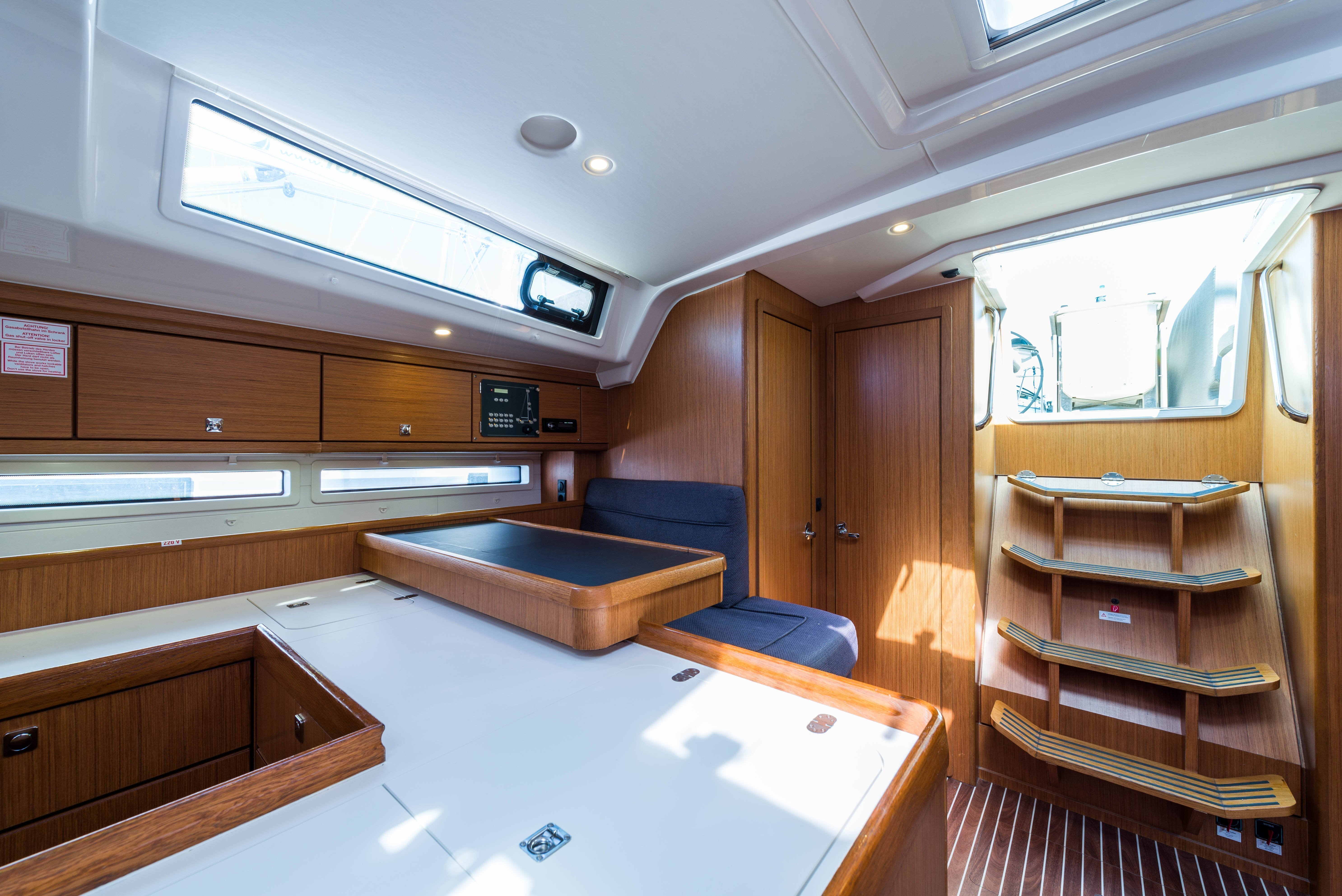 Bavaria Cruiser 56 (Breathless - A/C & Generator)  - 88