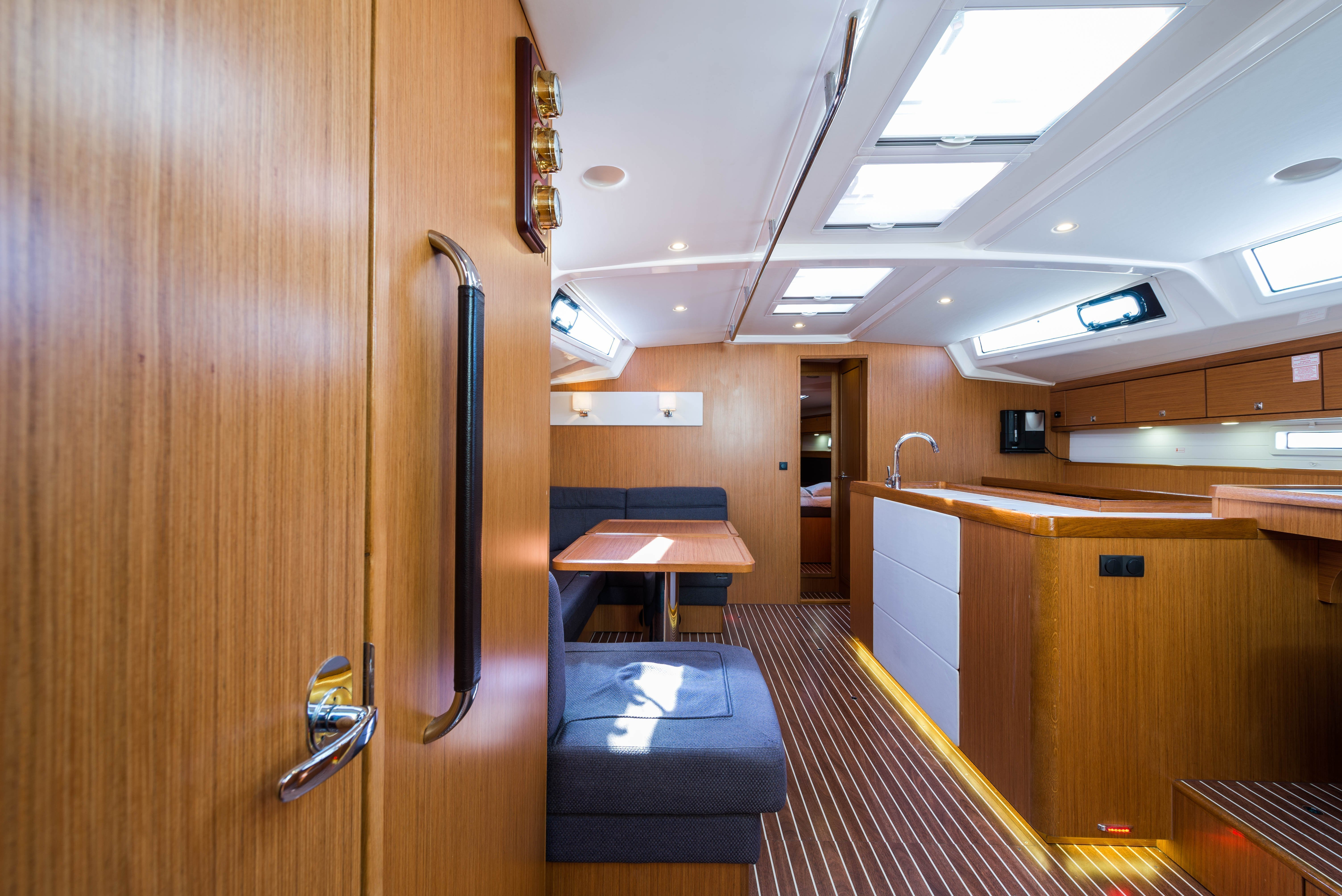 Bavaria Cruiser 56 (Breathless - A/C & Generator)  - 66