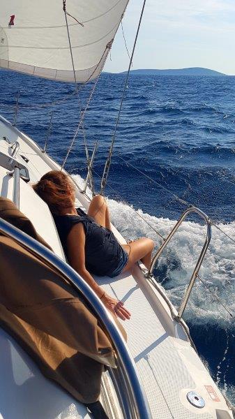 Sun Odyssey 439 (LADY LINDA)  - 13