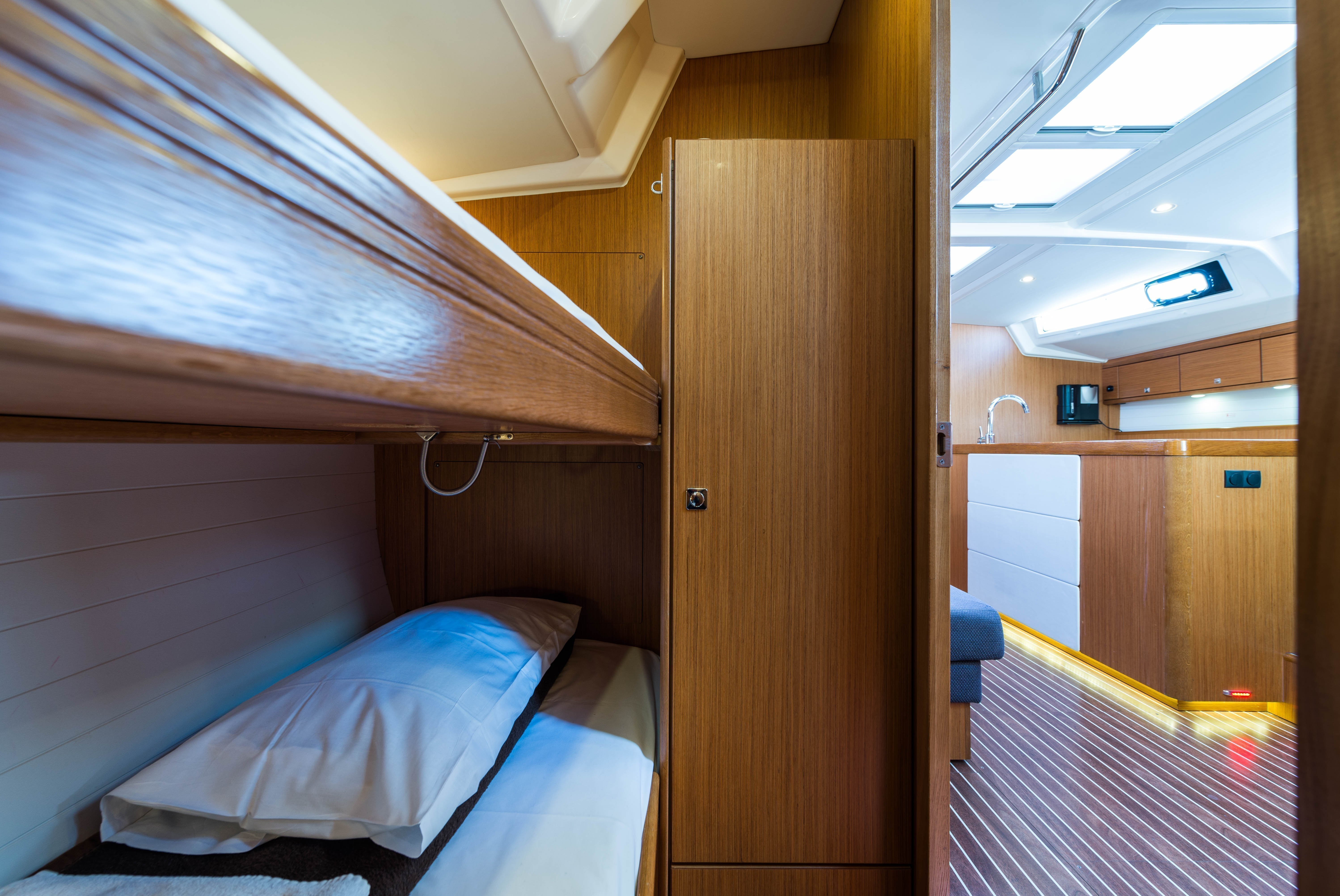 Bavaria Cruiser 56 (Breathless - A/C & Generator)  - 72