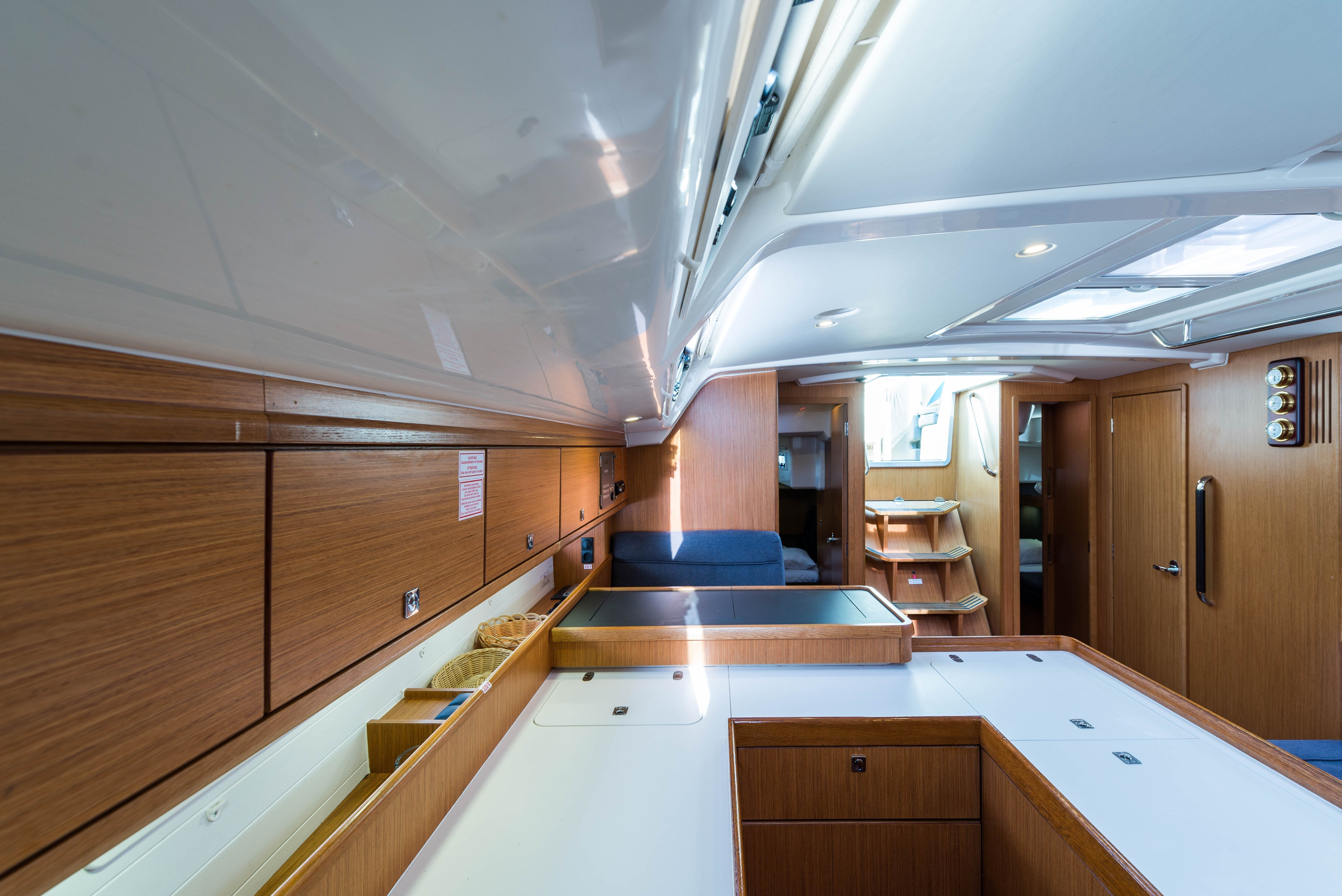 Bavaria Cruiser 56 (Breathless - A/C & Generator)  - 103
