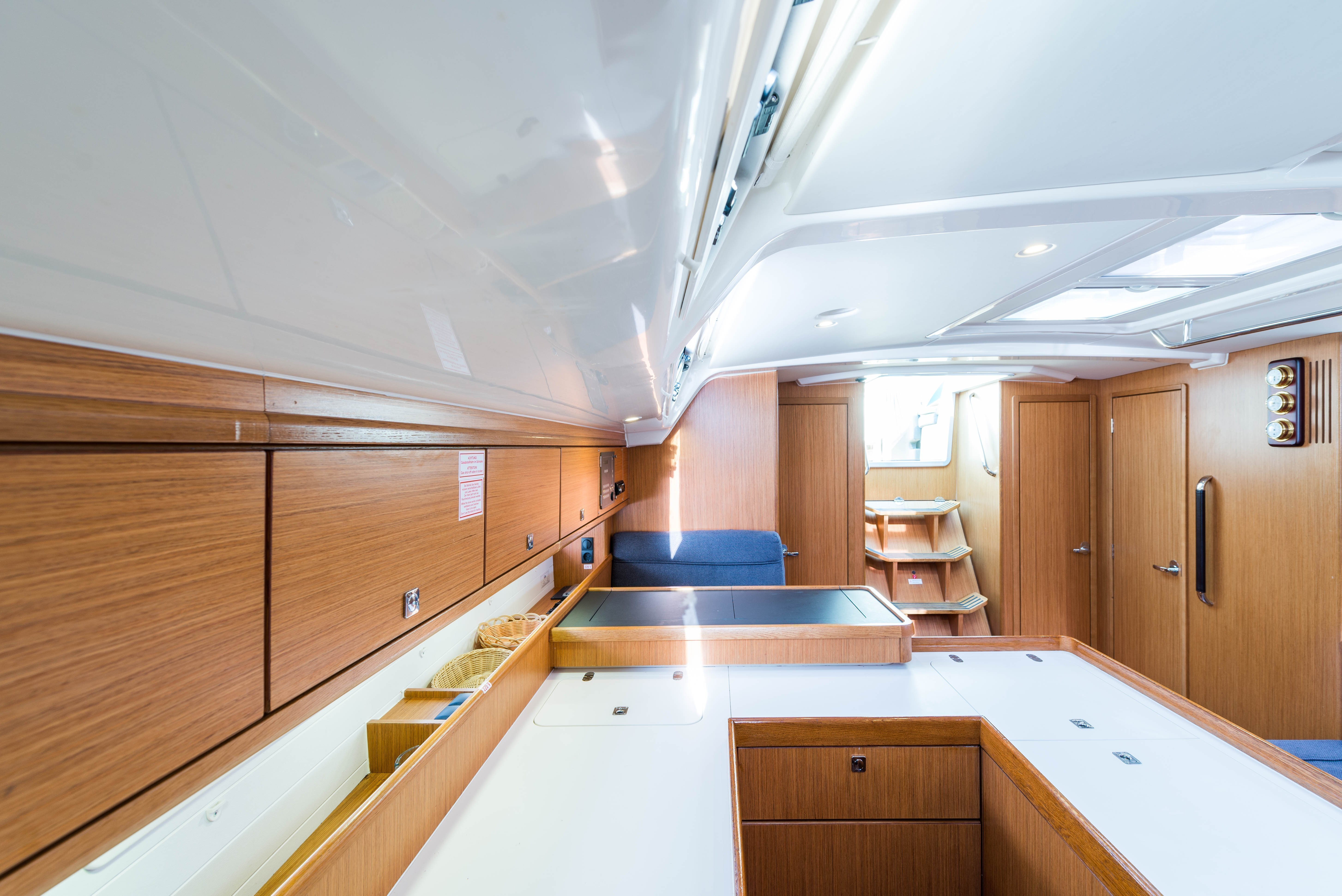 Bavaria Cruiser 56 (Breathless - A/C & Generator)  - 42