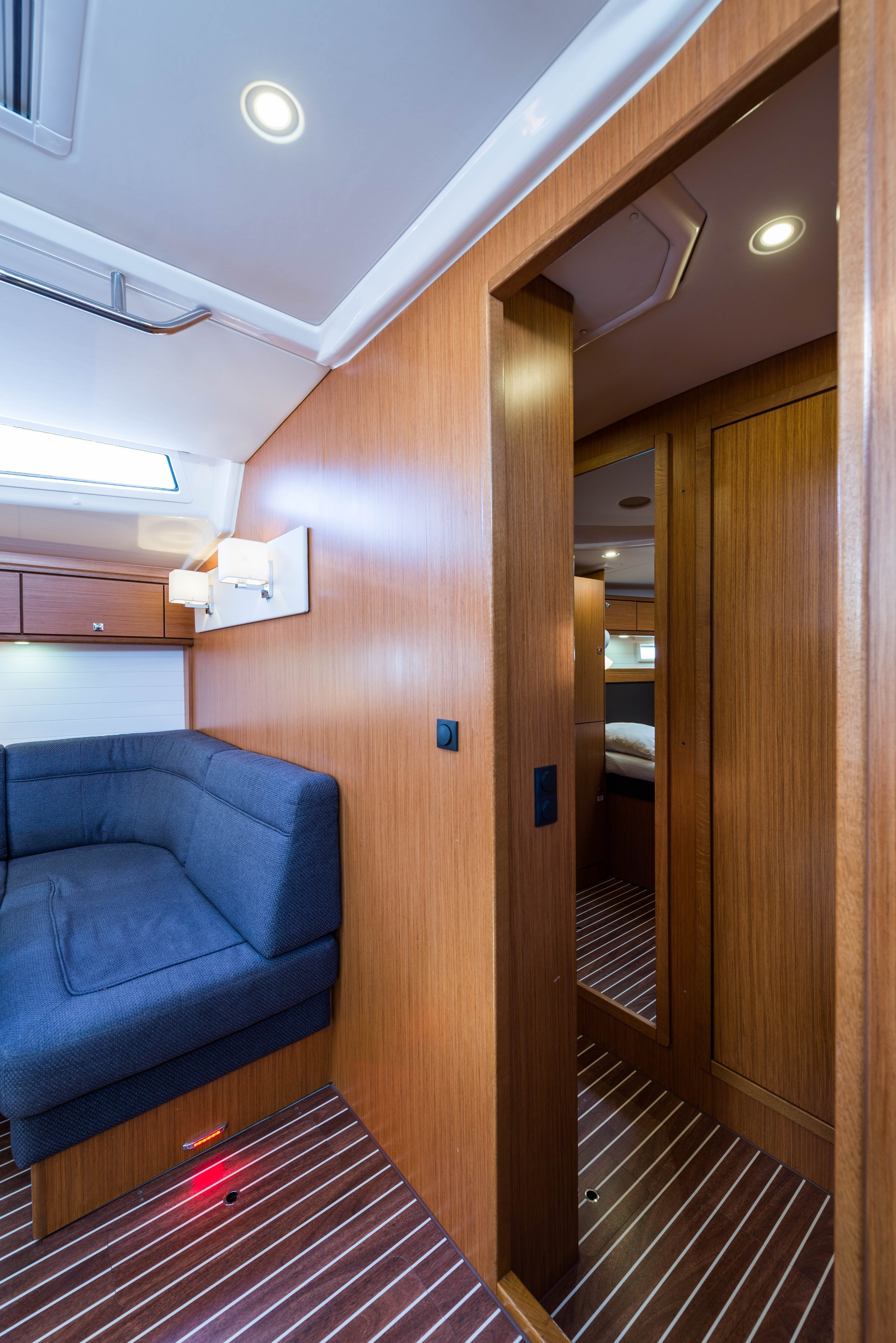 Bavaria Cruiser 56 (Breathless - A/C & Generator)  - 56