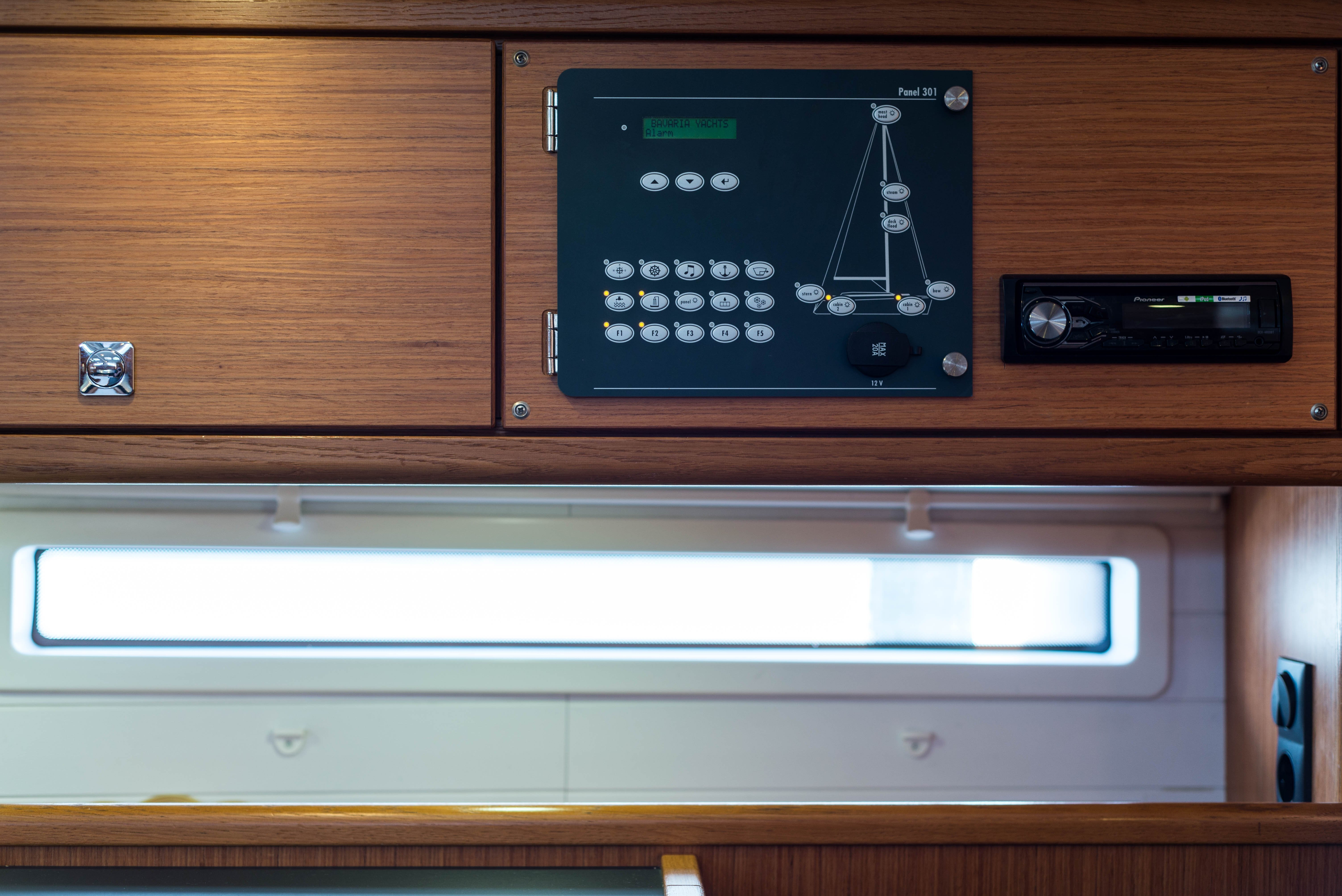 Bavaria Cruiser 56 (Breathless - A/C & Generator)  - 80