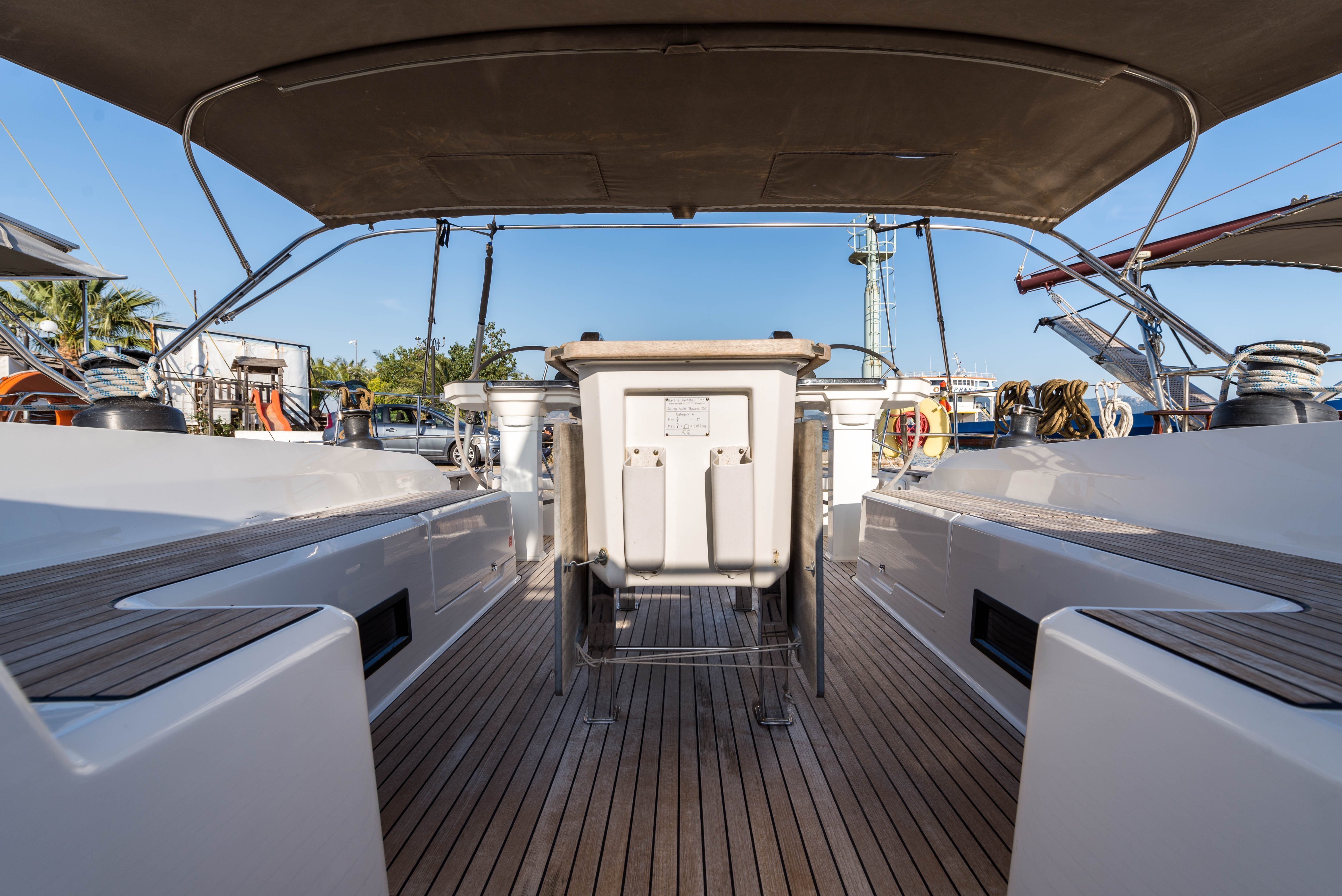 Bavaria Cruiser 56 (Breathless - A/C & Generator)  - 32