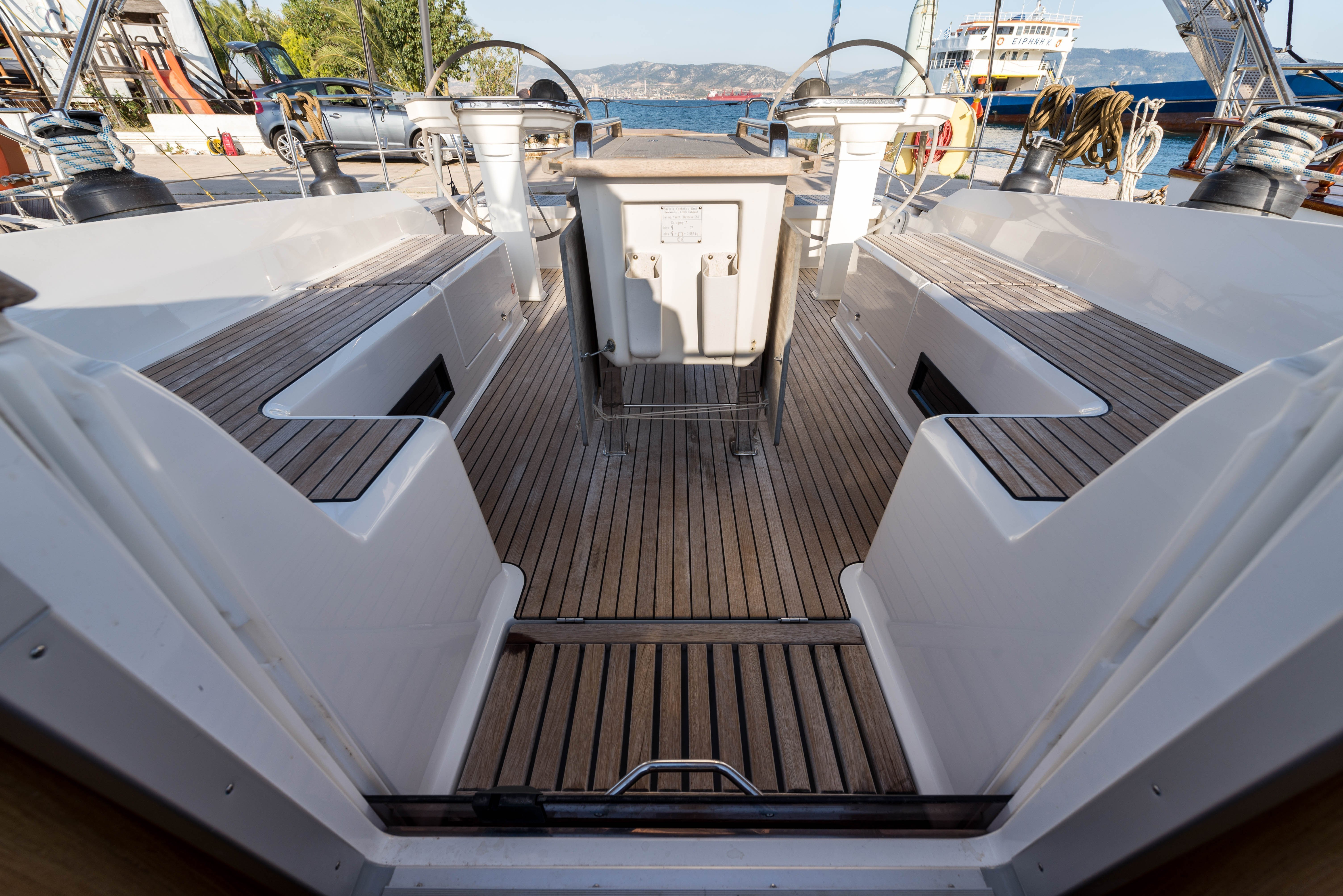Bavaria Cruiser 56 (Breathless - A/C & Generator)  - 53