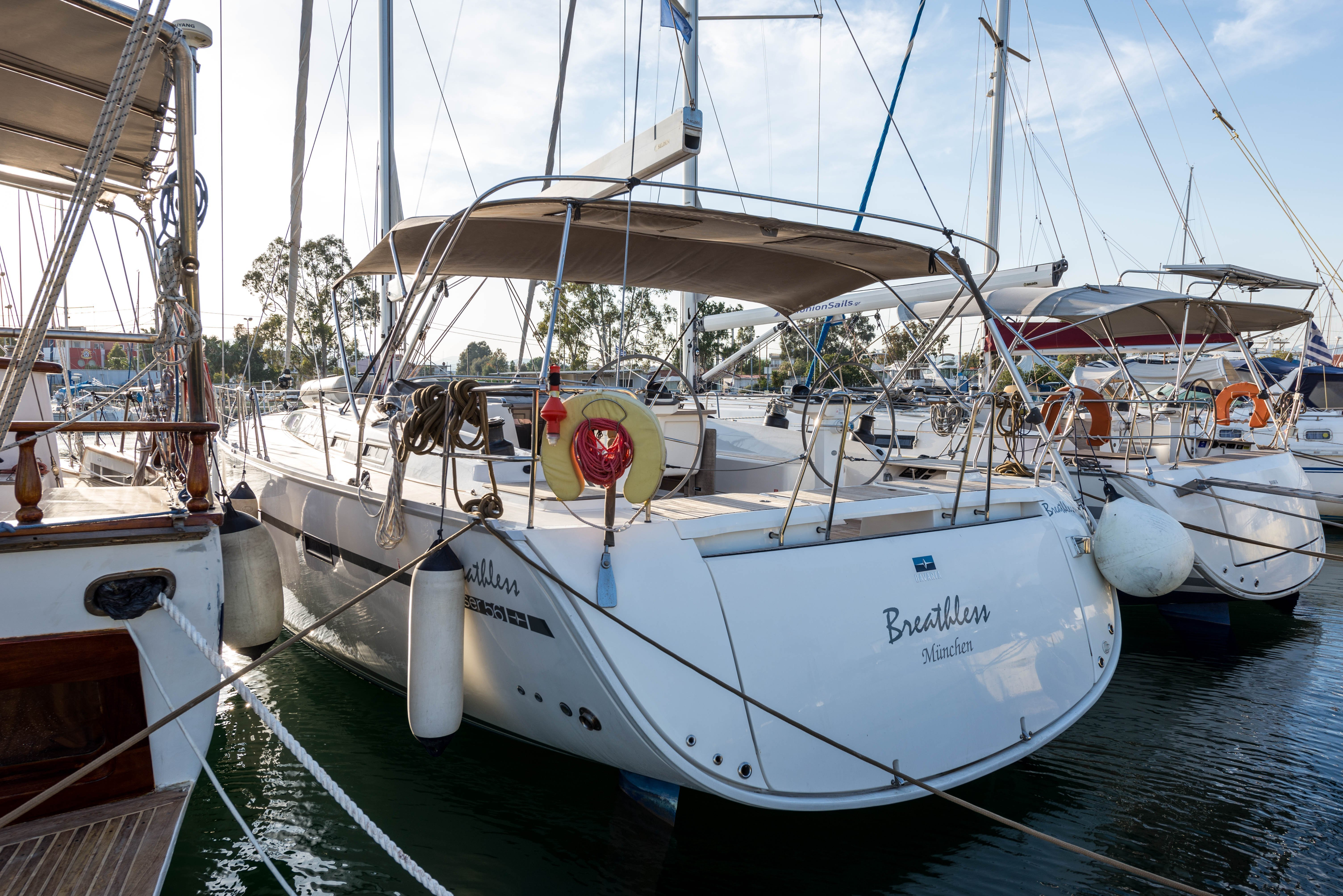 Bavaria Cruiser 56 (Breathless - A/C & Generator)  - 76