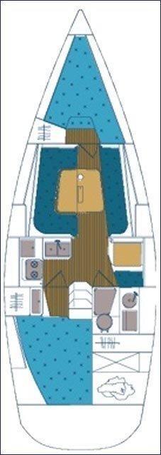 Elan 333 (PASSAT) Plan image - 21