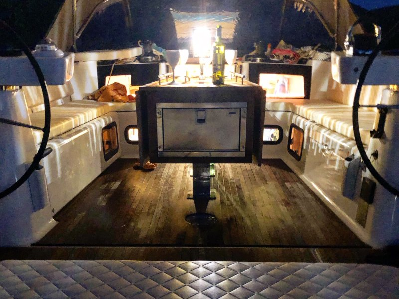 Dufour 56 Exclusive (Jess fully equipped white hull)  - 15