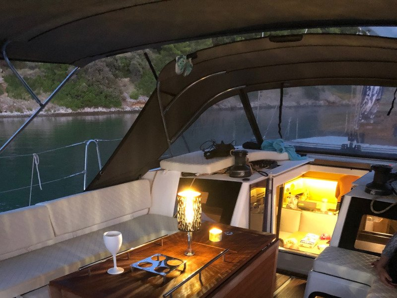 Dufour 56 Exclusive (Jess fully equipped white hull)  - 18