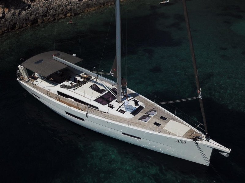 Dufour 56 Exclusive (Jess fully equipped white hull)  - 29