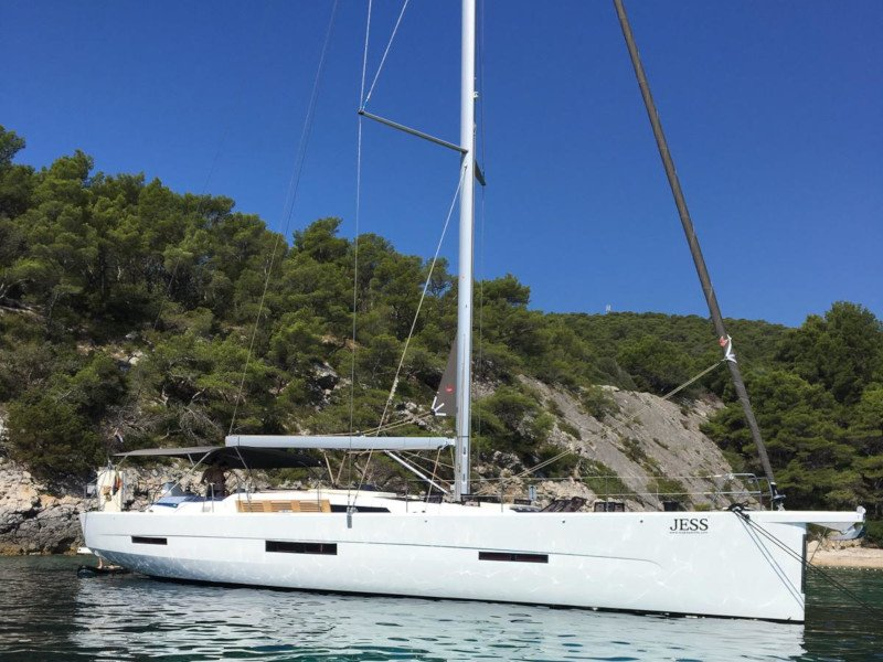 Dufour 56 Exclusive (Jess fully equipped white hull)  - 31