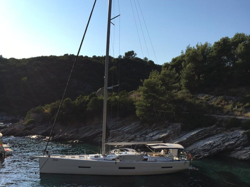 Dufour 56 Exclusive (Jess fully equipped white hull)  - 21