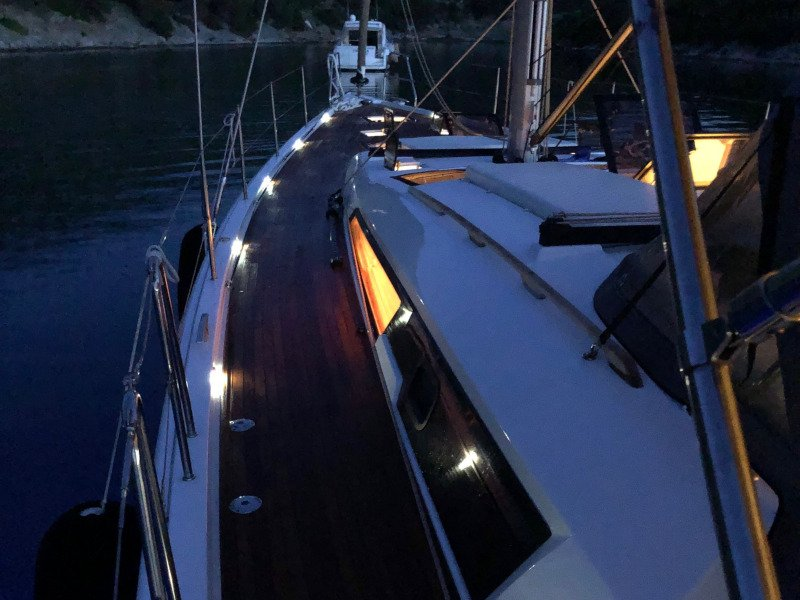 Dufour 56 Exclusive (Jess fully equipped white hull)  - 23