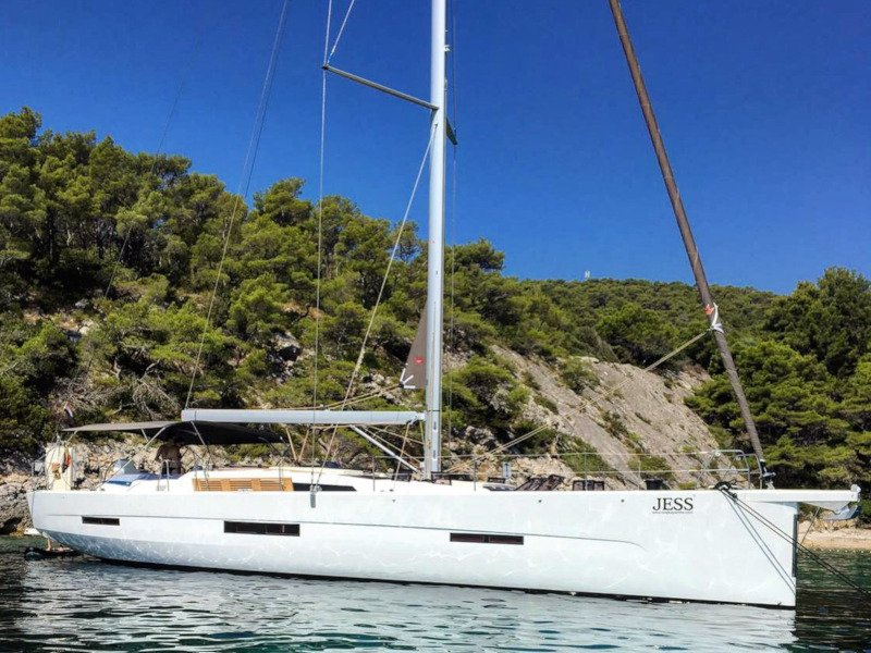 Dufour 56 Exclusive (Jess fully equipped white hull) Main image - 0