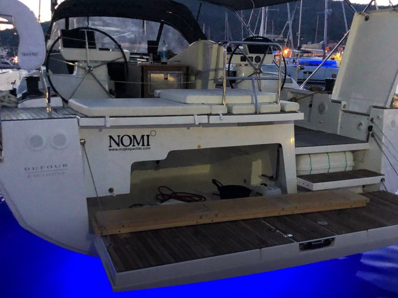 Dufour 56 Exclusive (Nomi fully equipped white hull)  - 23