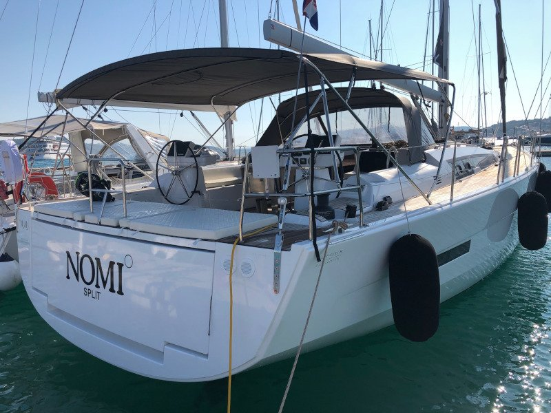 Dufour 56 Exclusive (Nomi fully equipped white hull)  - 28