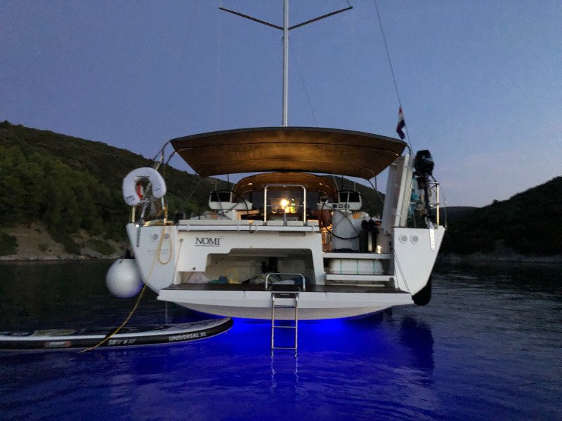 Dufour 56 Exclusive (Nomi fully equipped white hull)  - 31