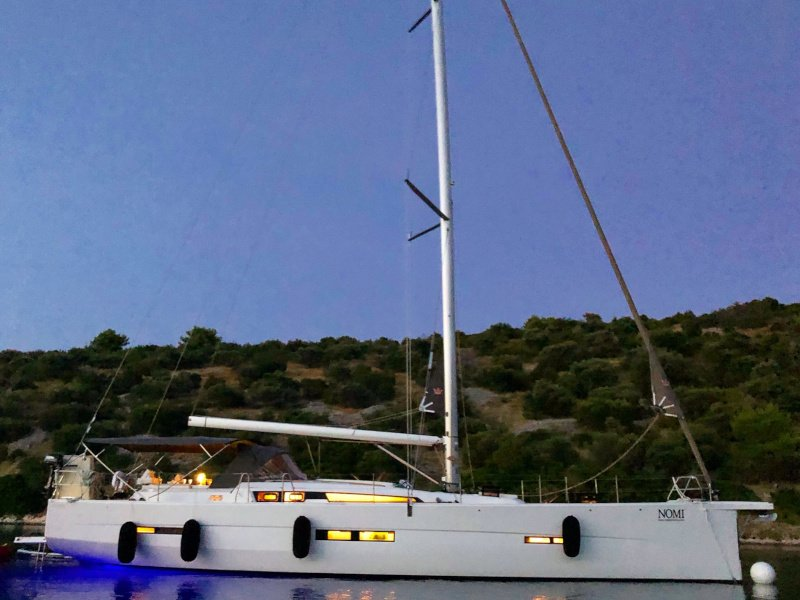 Dufour 56 Exclusive (Nomi fully equipped white hull)  - 15