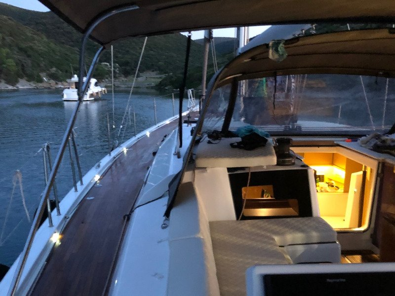 Dufour 56 Exclusive (Nomi fully equipped white hull)  - 25