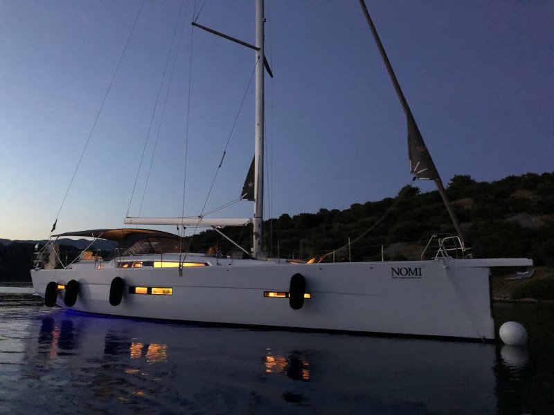 Dufour 56 Exclusive (Nomi fully equipped white hull)  - 27