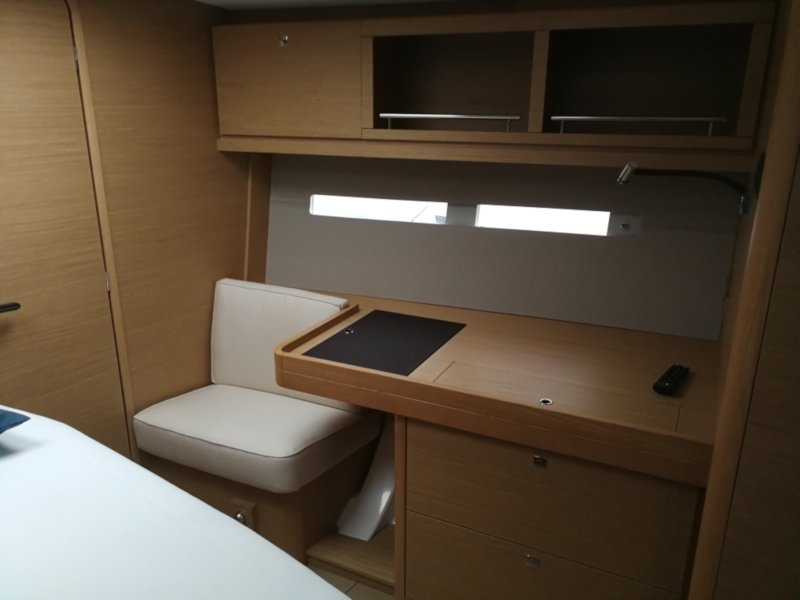 Dufour 56 Exclusive (Nomi fully equipped white hull)  - 17
