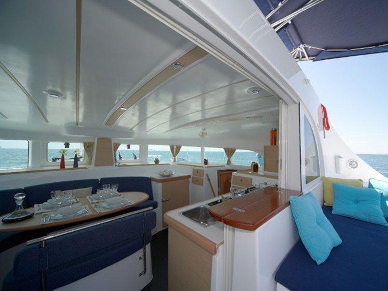 Lagoon 380 S2 (Ploto) Interior image - 3