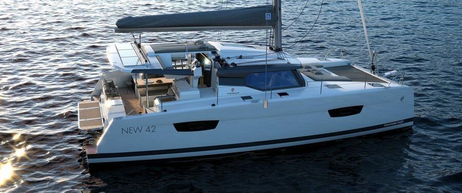 Astréa 42 (OCEAN RUNNER -AC and generator)  - 1