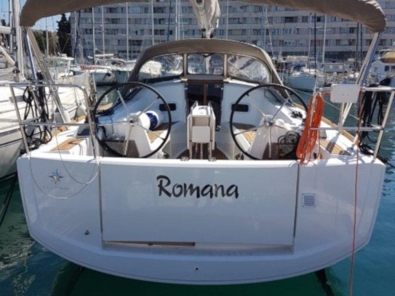 Sun Odyssey 349 (Romana)  - 1
