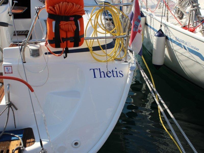 Bavaria 46 Cruiser (Thetis)  - 2