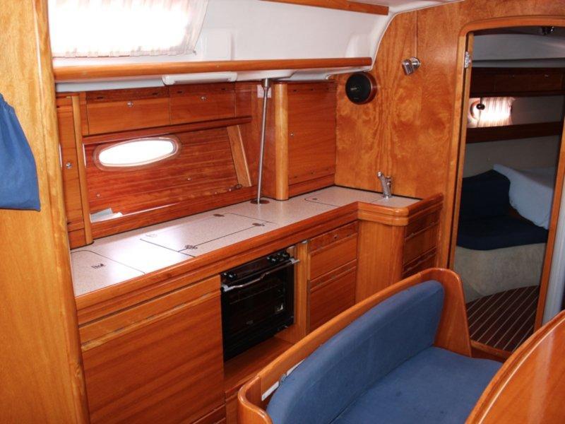 Bavaria 46 Cruiser (Thetis)  - 3
