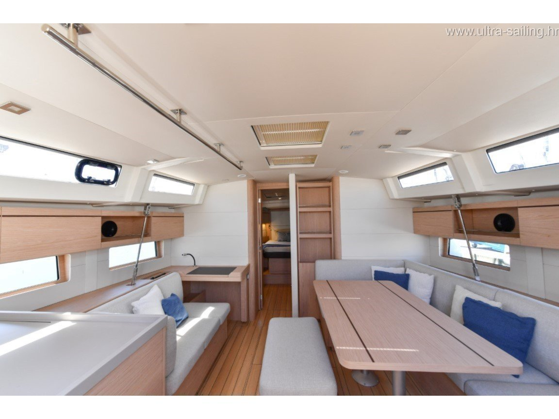 Oceanis 46.1 (SEA YA-with AC) Interior image - 28