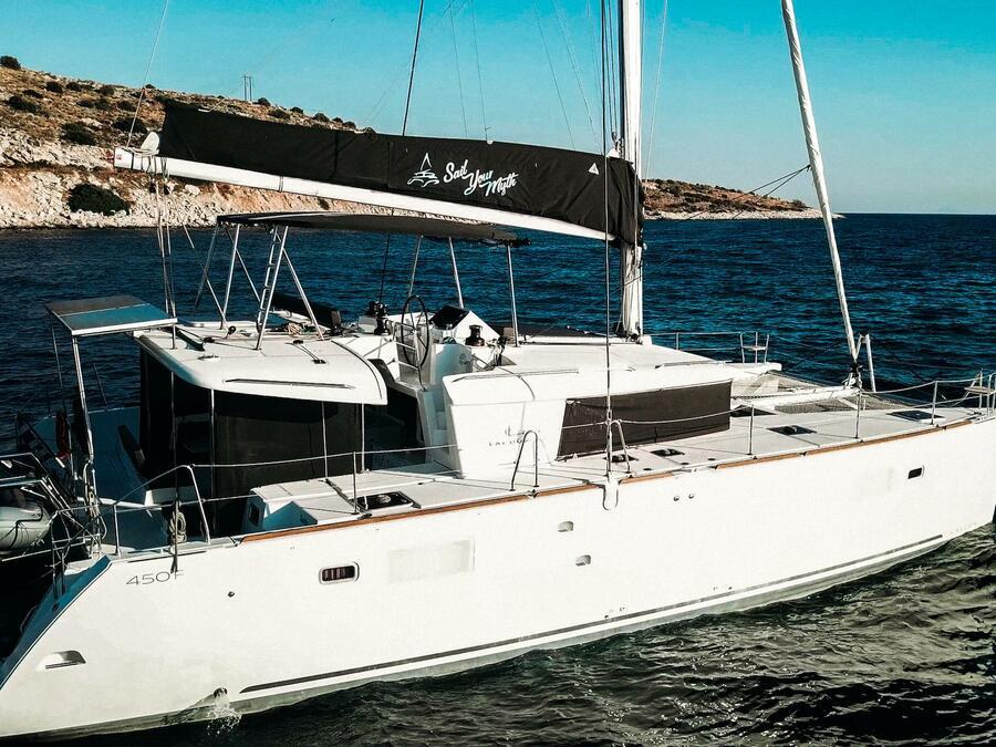 Lagoon 450  Flybridge (Relax)  - 3
